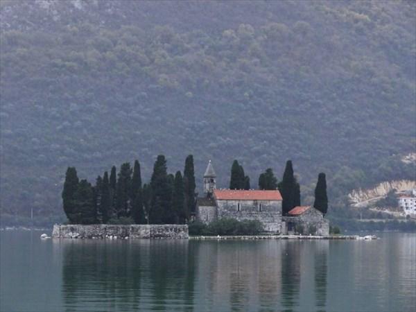 Остров св.Георгия, Бенедиктинский монастырь