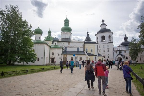 Кирилло-Белозерский монастырь