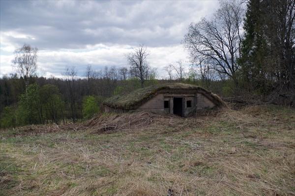 Сооружения Ржевского Укрепрайона