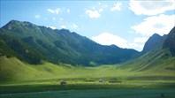 Долина реки Сонг Кель