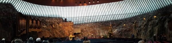 Скальная церковь