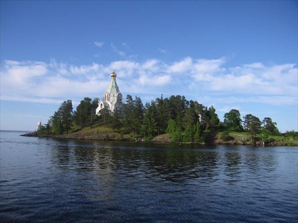 Природні пам'ятки Ленінградської області