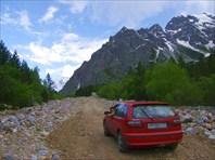 Автопробег Кавказ-2007