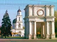 Кишинев-город Кишинев