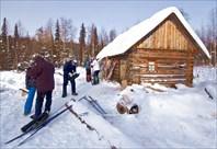 Пинега 2010. Подкорытов Андрей