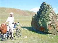 2008.07.27. пер. Бугузун - оз. Ак-Холь - р. Моген-Бурен. 46 км.