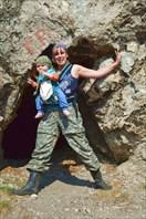 Вылазка в маленькую пещеру