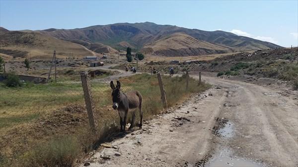 Недалеко от Бишкека